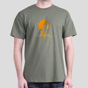 Jackie Kennedy's quote Dark T-Shirt