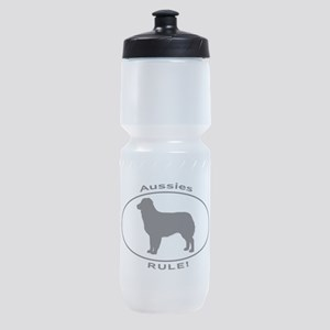 AUSSIES RULE Sports Bottle