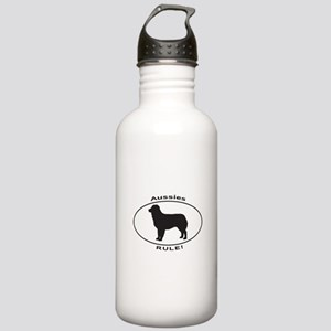 AUSSIES RULE Stainless Water Bottle 1.0L
