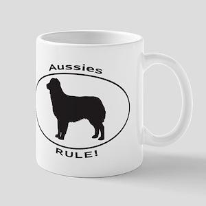 AUSSIES RULE Mug