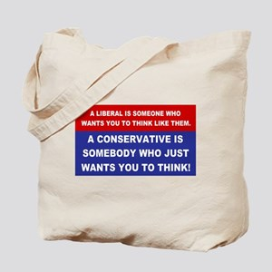 A Conservative Tote Bag