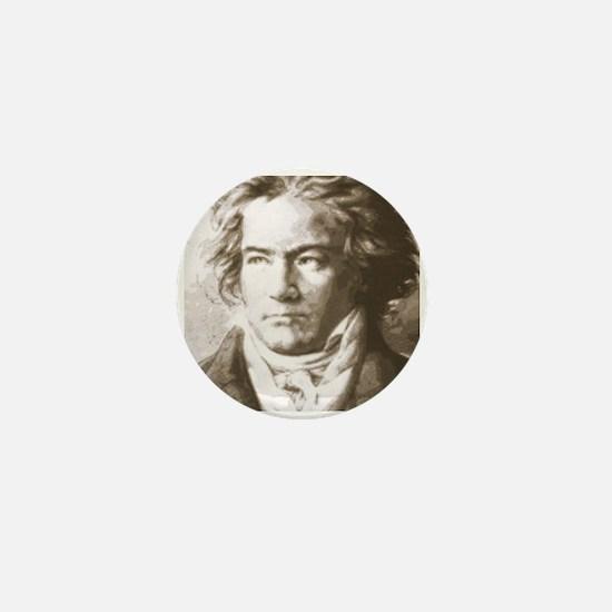 Unique Beethoven Mini Button (10 pack)