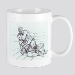 Fighting Pencil Mugs