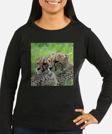 Cheetah009 Long Sleeve T-Shirt