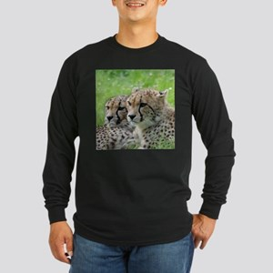 Cheetah009 Long Sleeve T-Shirt