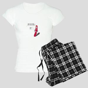 Sausage Women's Light Pajamas
