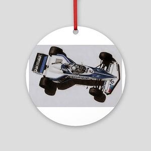 f1 Ornament (Round)