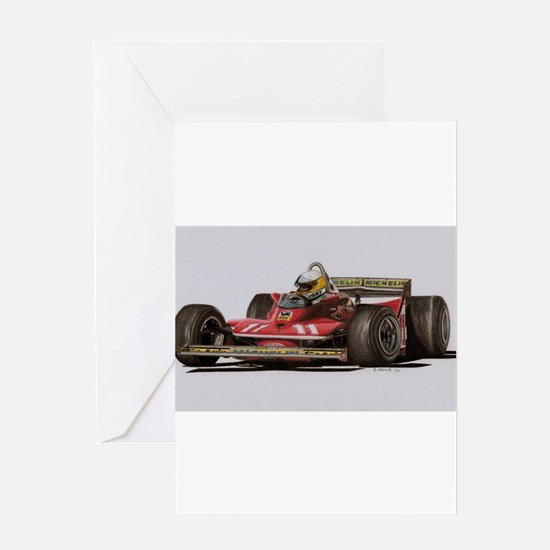 f1 Greeting Cards