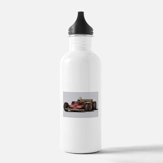 f1 Sports Water Bottle