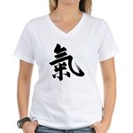 Ki Women's V-Neck T-Shirt