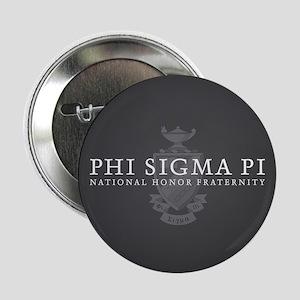 "Phi Sigma Pi Logo 2.25"" Button"