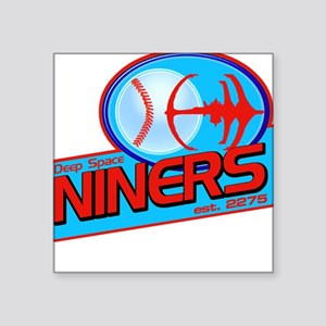 DS Niners Sticker
