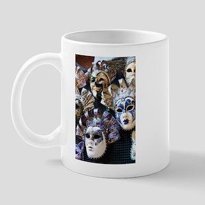 Venice, Carnival Masks  Mug