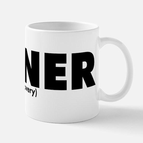 Sinner in Recovery: Sinner Mug