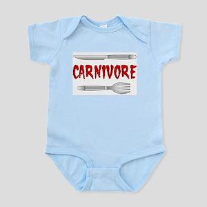 Carnivore Infant Bodysuit