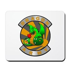 Dragon Army Mousepad