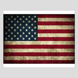 USA Flag - Grunge Posters
