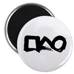 """Circle, Triangle, Square 2.25"""" Magnet (100 pack)"""