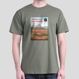 Nature teacher Dark T-Shirt