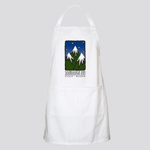 Cicely, Alaska's Sourdough Inn BBQ Apron
