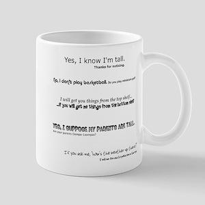 tallback Mugs