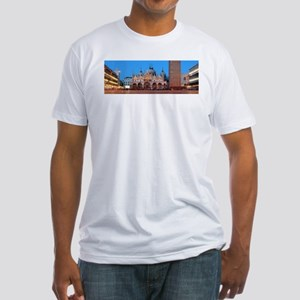 St. Mark's Square Fitted T-Shirt