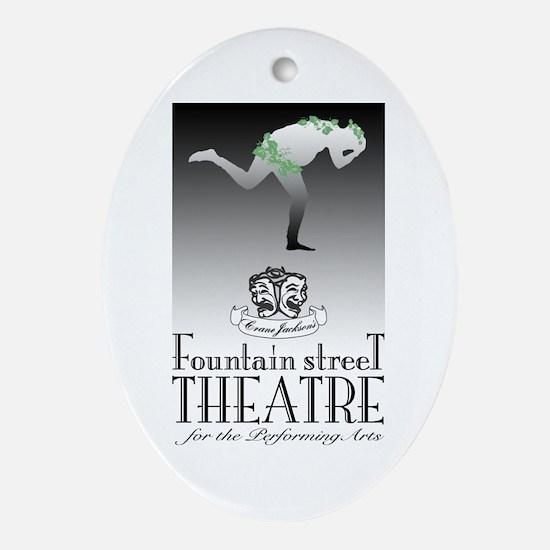 Fountain St. Theatre<br> Oval Ornament