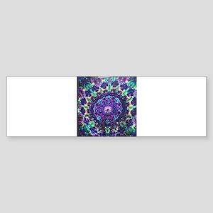 Mandala of Life Bumper Sticker