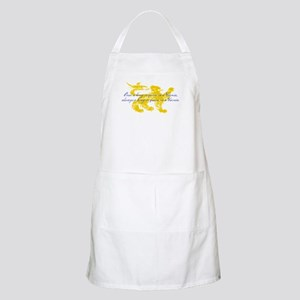 Once and Always BBQ Apron