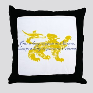 Once and Always Throw Pillow