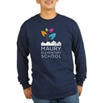 Maury Official Dark Long Sleeve T-Shirt