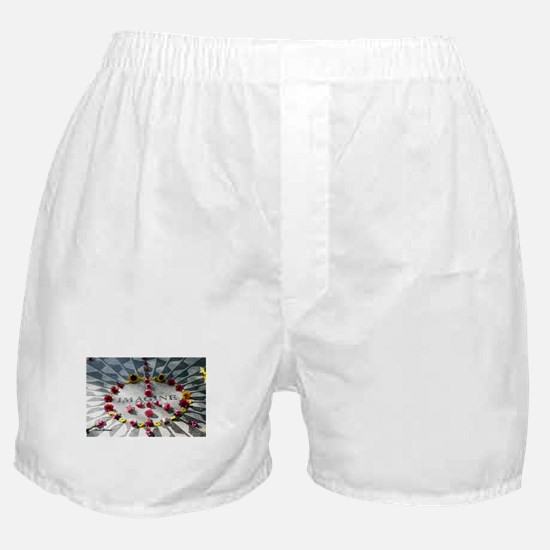 """Imagine,"" Strawberry Fields, Boxer Shorts"