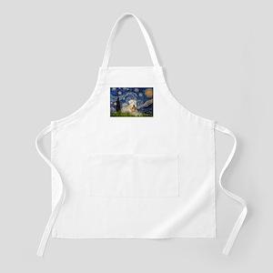Starry / Wheaten T #1 Apron