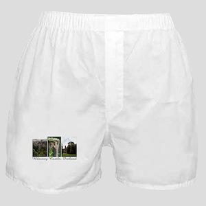 Blarney Castle, 3 vert. photo Boxer Shorts