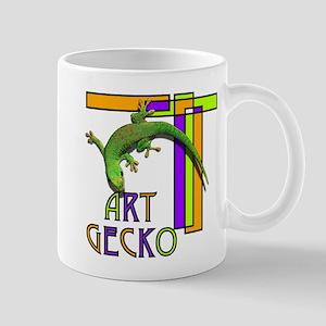 art gecko-2 Mugs