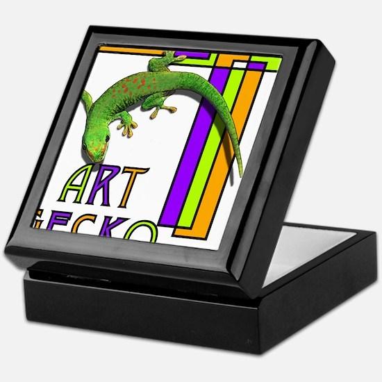 art gecko-2.png Keepsake Box