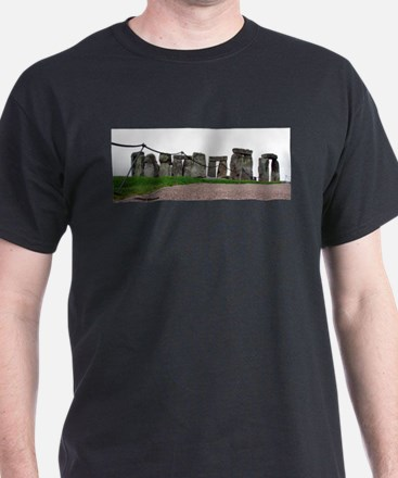 Stonehenge, Past the Line T-Shirt