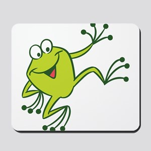 Dancing Frog Mousepad