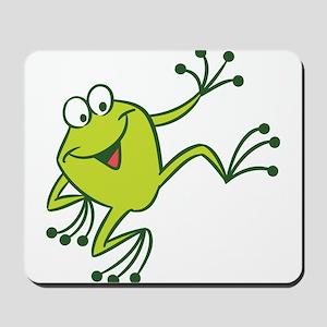 Dancing Frog Mousepad