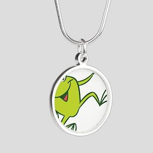 Dancing Frog Necklaces