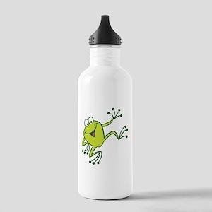 Dancing Frog Water Bottle