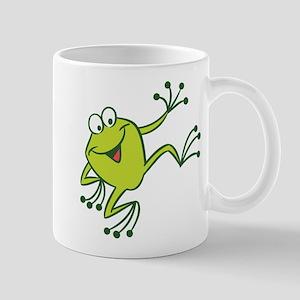 Dancing Frog Mugs