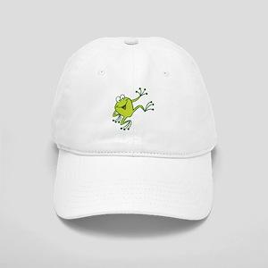 Dancing Frog Baseball Cap