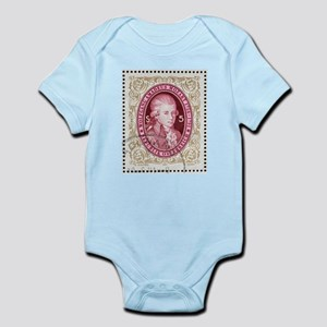 Mozart Stamp Body Suit