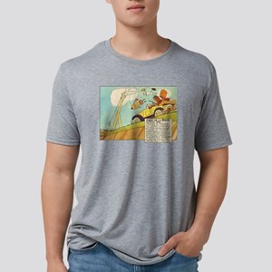 Traffic Rule - Two Braking Systems Require T-Shirt