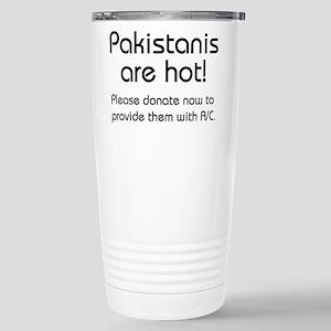 Pakistanis are hot! Mugs