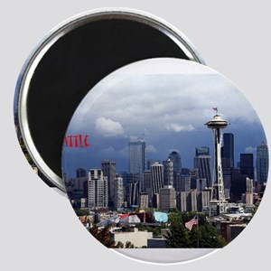 Seattle Magnet Magnets
