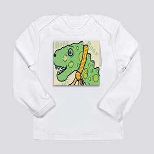 Roar Roar Pillow Long Sleeve T-Shirt
