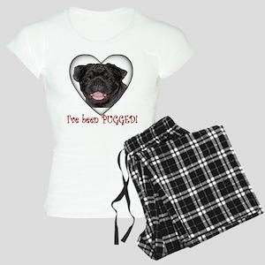 MollieHeart10x10 Women's Light Pajamas