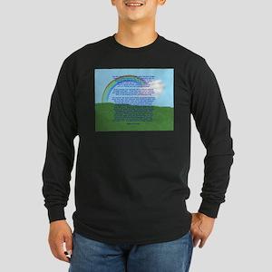 RainbowBridge2 Long Sleeve Dark T-Shirt